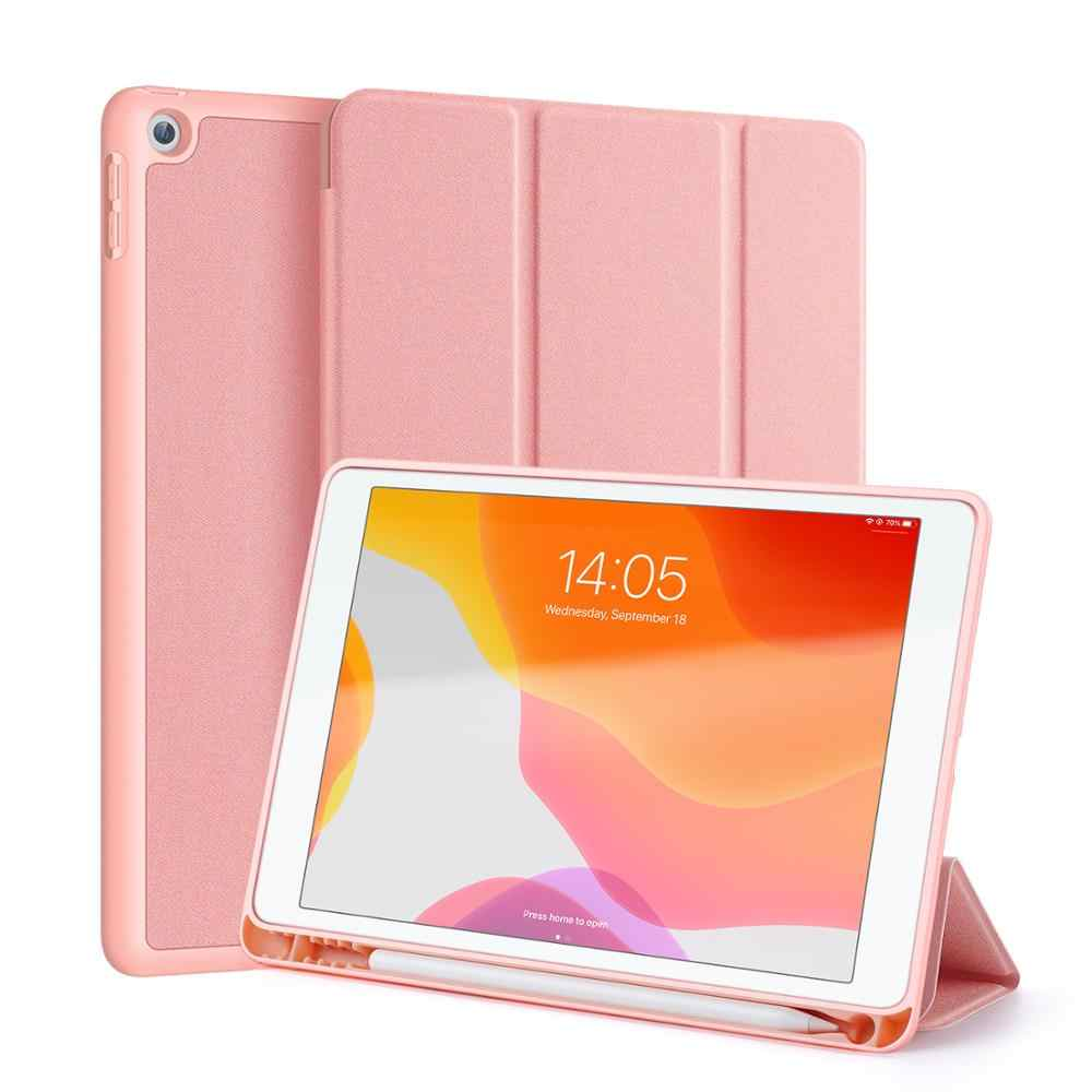 """FREE STYLUS GENUINE ORZLY LEATHER TRI-FOLD STAND CASE COVER FOR TESCO HUDL 7/"""""""