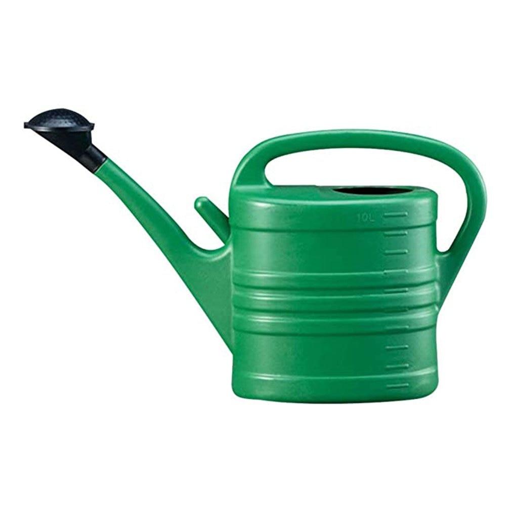 Большая Бытовая лейка, пластиковая удобная ручка, садовые инструменты, гладкая поверхность, без Глюка, для сада