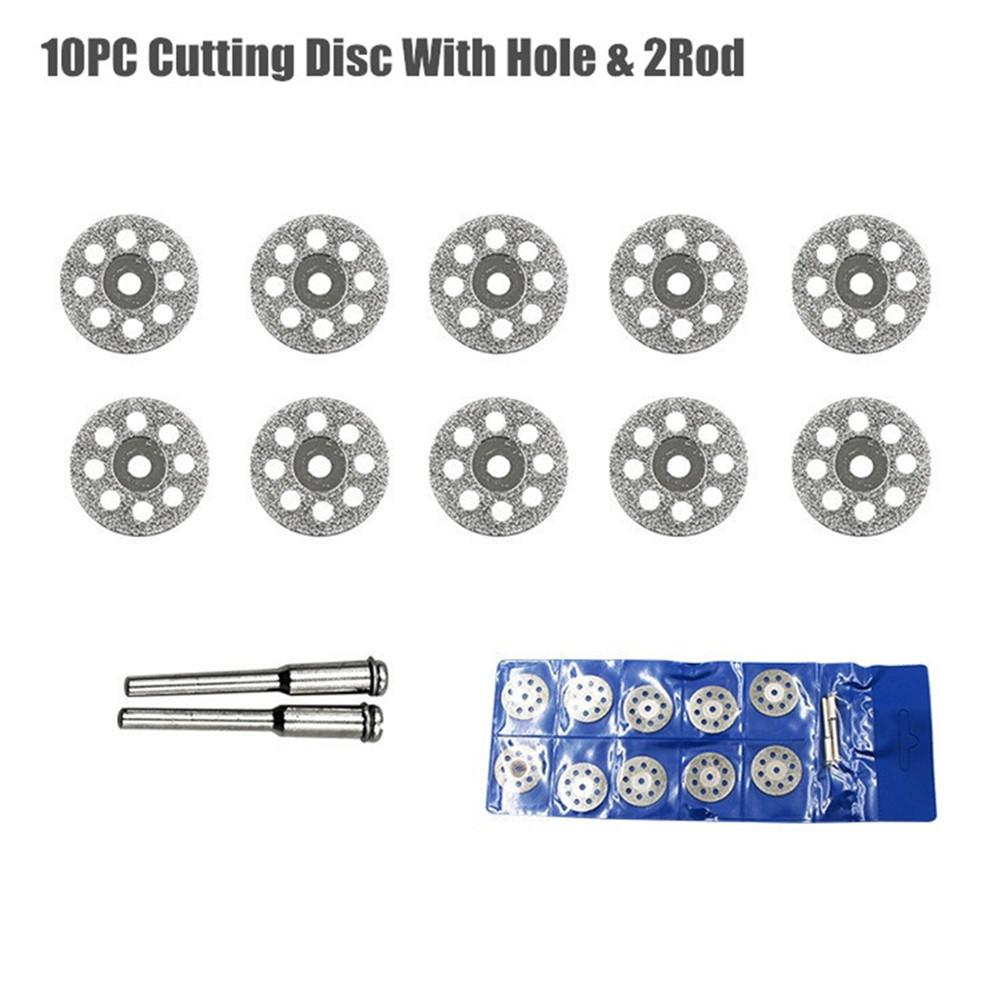 22mm Diamond Cutting Wheels Dremel Rotary Tool Die Grinder Metal Cut Off Disc For Glass Marble Tile Or Granite