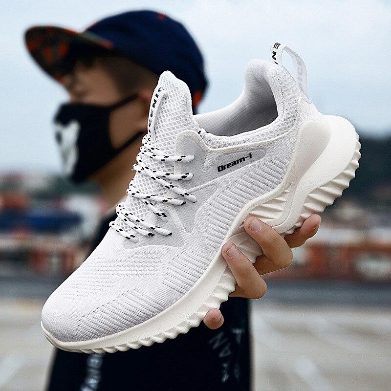 Ddn nouveaux classiques décontracté és chaussures de marche décontracté chaussures d'été chaussettes baskets Tennis Masculino adulte grande taille # BA2nd001