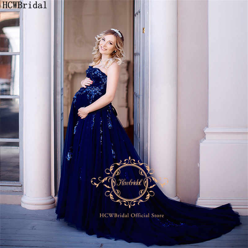 Black Evening Dress Maternity For Pregnant Women Long Holiday Wear Formal Party Gown Custom Made Plus Size Elegant Mermaid Dress Evening Dresses Aliexpress