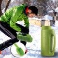 Handheld Spreader Für Schnee Und Eis Samen Treuer Flasche Für Gras Samen Disseminators Garten Töpfe Schaufel Hause Gemüse Patch