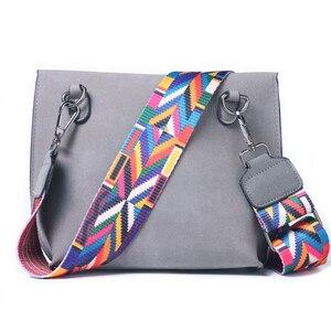 Image 3 - PUหนังผู้หญิงกระเป๋าสะพายกระเป๋าถือหรูผู้หญิงออกแบบกระเป๋าBolso Mujer Sac AหลักFemme Torebki Damskie Dames tassen