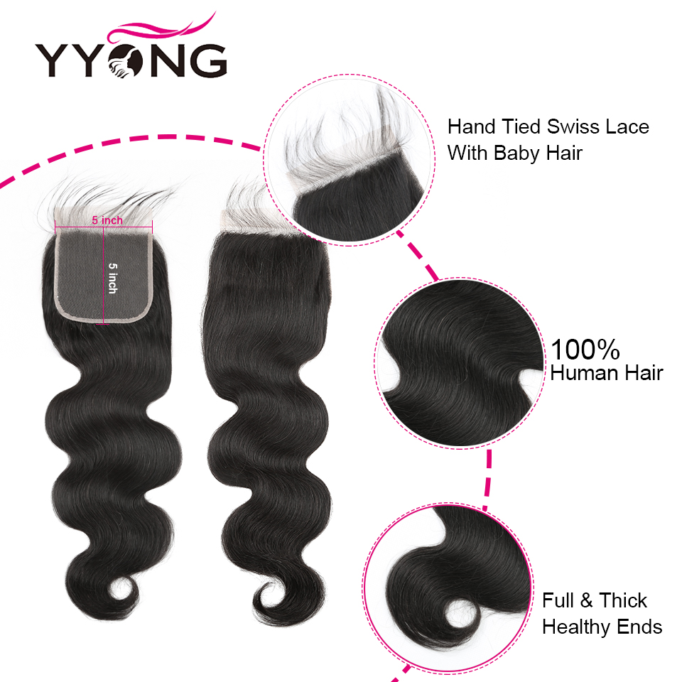 Yyong-Hair-5x5-Lace-Closure-Brazilian-Body-Wave-8-20-Inch-Free-Part-100-Remy-Human (3)