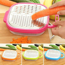 Multifunções 3 em 1 slicer aço inoxidável fatiadores de frutas vegetais & cortador cenoura batata ralador cozinha prático gadgets