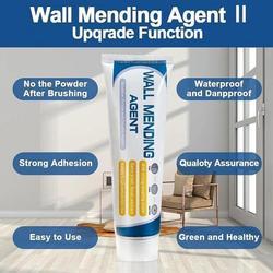 120G Muur Herstellen Middel Reparatie Crème Muur Crack Nail Putty Met Schraper Schilderen Leveringen Muur Behandelingen Muur Verf