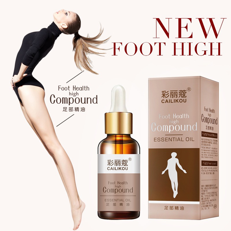 Foot Health Compound Essential Oil Bone Growth Essential Oil Foot Soothing Massage Essential Oil High Effective