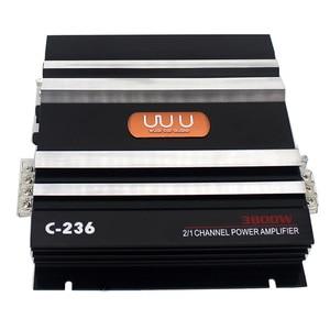 Sound Car Amplifier Accessorie