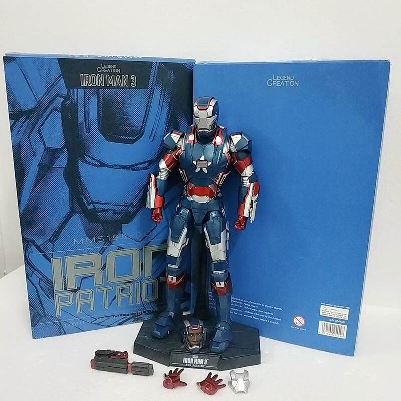 30cm Avengers HC MMS195 fer homme PVC figurine modèle jouets poupée pour cadeau