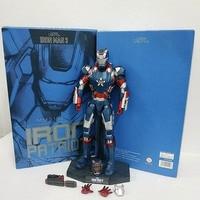 30cm Avengers HC Figure MMS195 Iron Man Action Figure Model Toys Doll For Gift