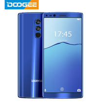 Doogee Mix 2 6GB RAM 64GB ROM Helio P25 Octa Core 5.99 Inci FHD + Smartphone Quad Kamera 16.0 + 13.0MP 8.0 + 8.0MP Android 7.1 4060 MAh(China)