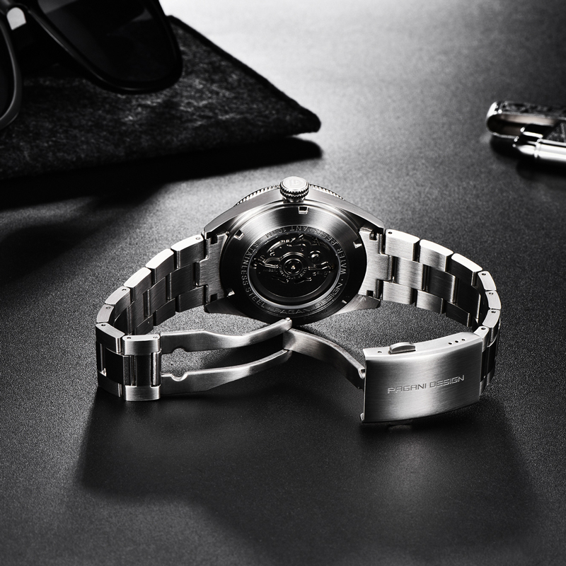 PD-1649 Leather Strap Stainless Steel Strap Buy PD-1649 Watch Send Strap Buy Separately Without Sending