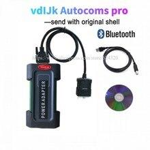 2021 Laatste Nieuwe Vci Vdijk Autocoms Pro Diagnostic Tool Bluetooth 2017R3 Keygen Vd DS150E Cdp Voor Delphis Obd2 Auto Vrachtwagen scanner