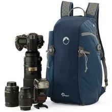모든 날씨 커버와 도매 정품 Lowepro Flipside 스포츠 15L AW DSLR 사진 카메라 가방 데이 팟 백팩