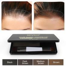 Hair-Shadow-Powder Hair-Root Concealer-Repair Waterproof 4-Colors 8g Cover-Up Fill-In-Edge-Control