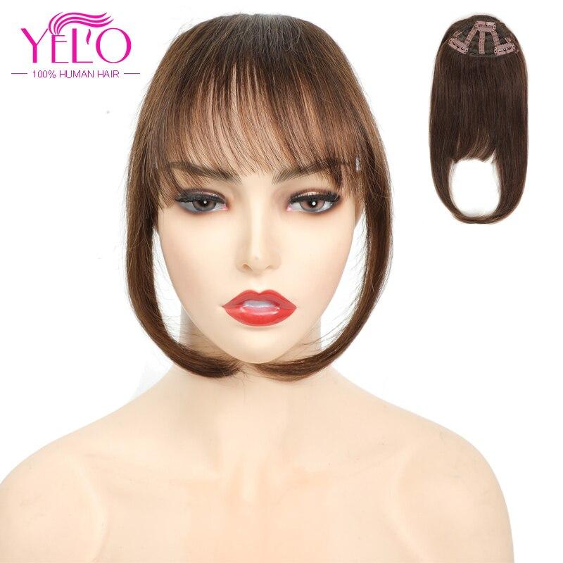 #613 #27 613 # clip em franja cabelo topper