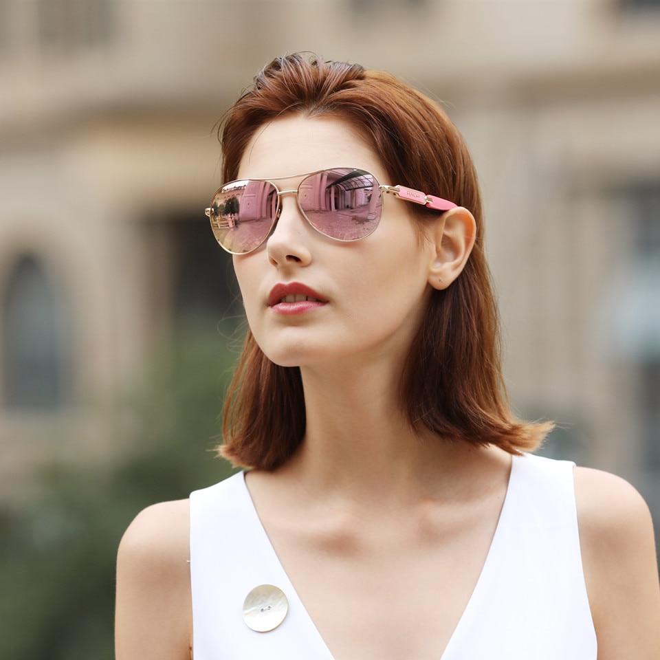 Hcae181010def4b53aa34580a8bc7eebeQ FENCHI Polarized Sunglasses Women Vintage Brand Glasses Driving Pilot Pink Mirror sunglasses Men ladies oculos de sol feminino