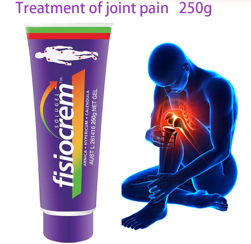 250g AU Fisiocrem Muscle Joint Aches Pain Relief Massage Gel Solution for Arthritis Rheumatism Lumbago Fibrositis Sore Back Neck|Body Self Tanners & Bronzers| - AliExpress