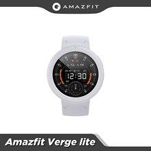 Amazfit – montre connectée Verge Lite pour Android et iOS, bracelet électronique IP68, écran AMOLED, GPS GLONASS, livraison rapide