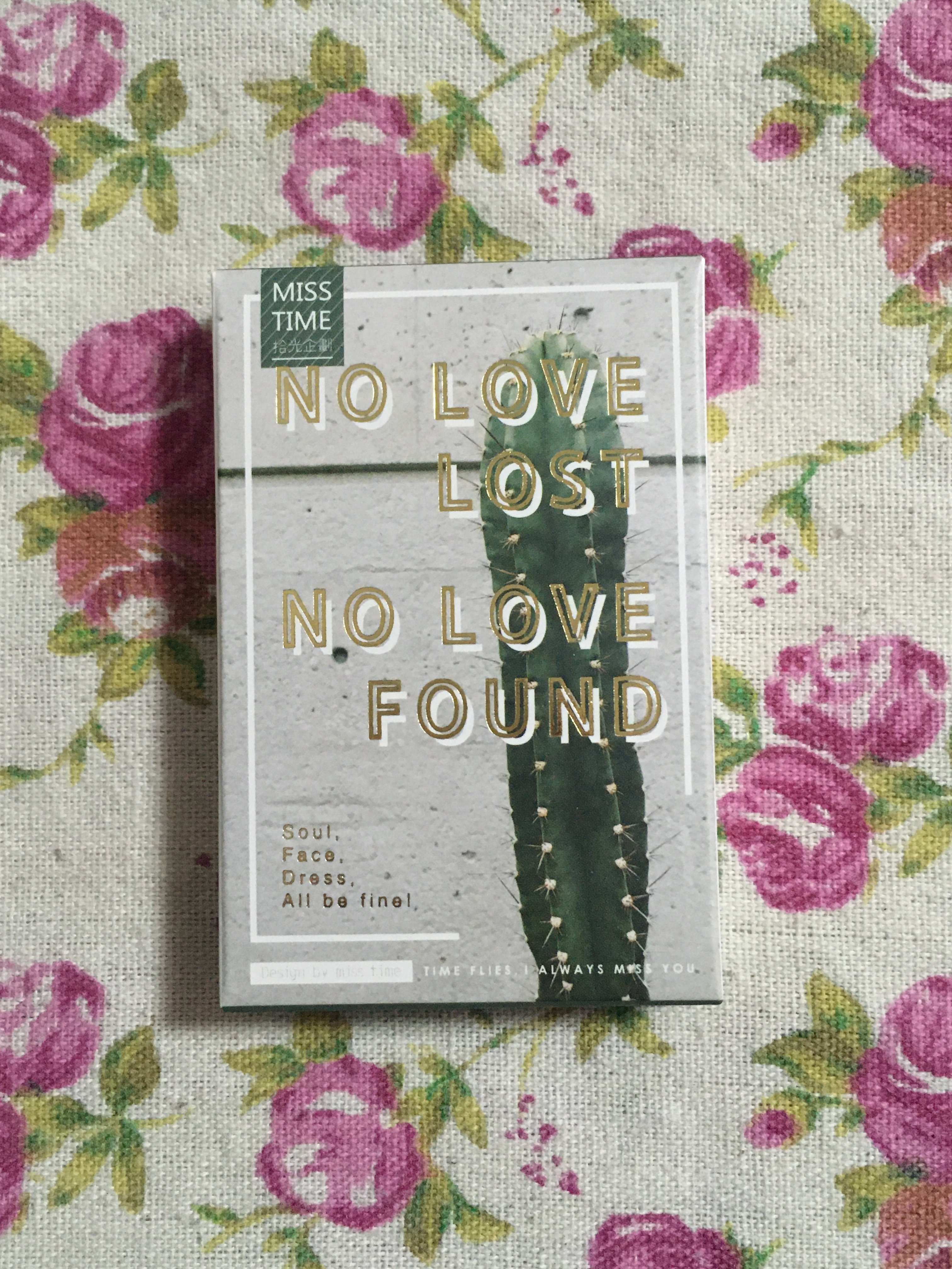 52mm*80mm Find Love Paper Greeting Card Lomo Card(1pack=28pieces)