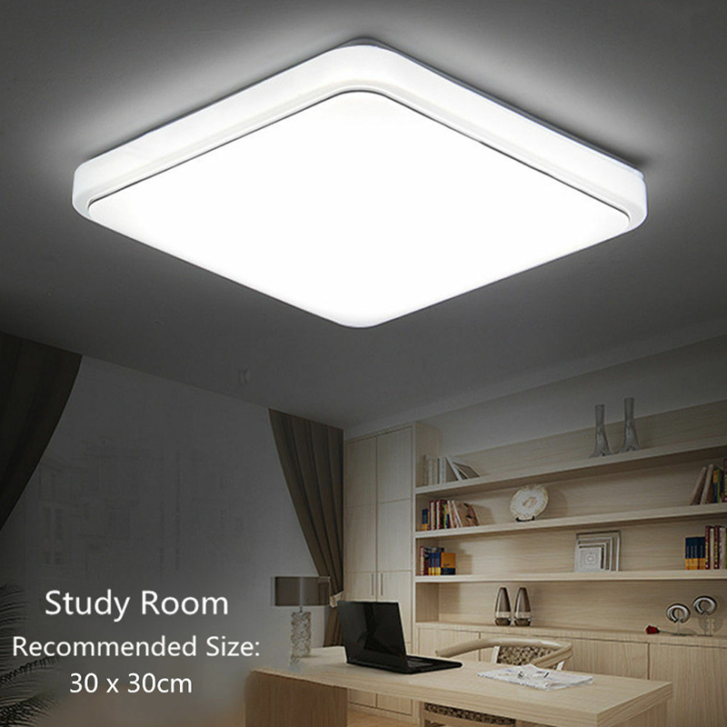 LED Ceiling Down Light Square Lamp Modern Design for Bedroom Kitchen Living Room-WK