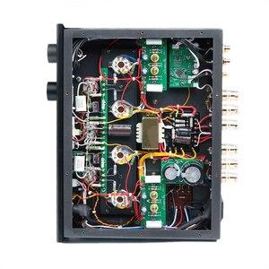Image 5 - Douk ses Hi end Bluetooth Stereo Entegre KT88 Push Pull Vakum tüp amplifikatör hifi kulaklık Amp