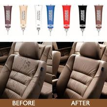 Cleaner Repair-Cream Car-Seat-Instrument Sofas Refurbishing 20ml Coats Panels Advanced