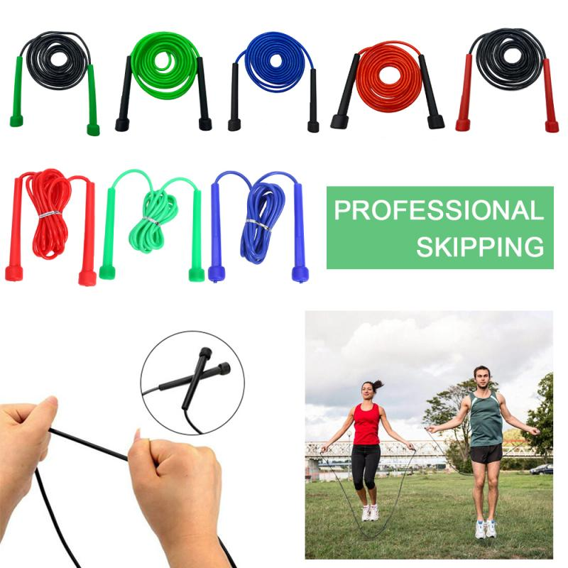 Crossfit Speed Jump Rope Professional Skipping Rope Technical Jump Rope Fitness Adult Sports Skipping Rope Boxing Sports Exercis