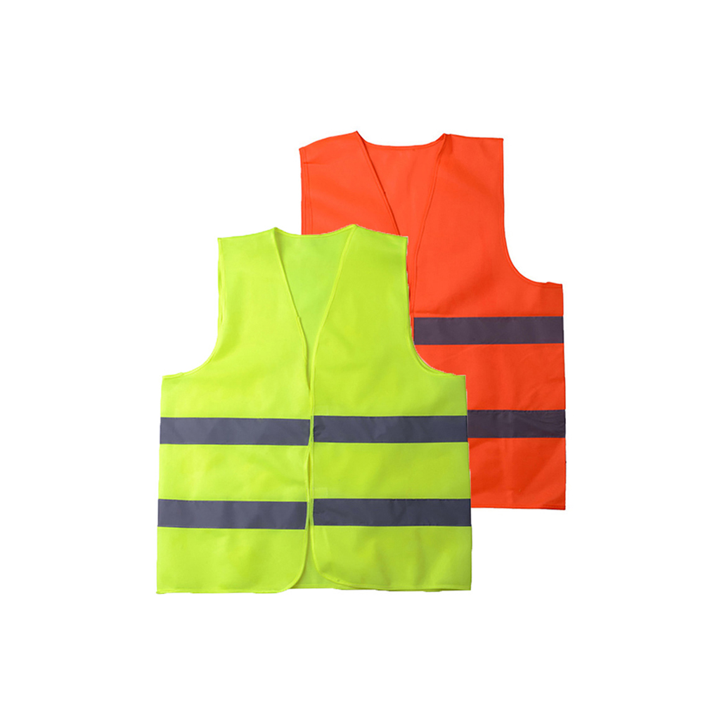 Breathable Traffic Night Work Security Running Cycling Safety Reflective Vest High Visibility Reflective Safety Vest