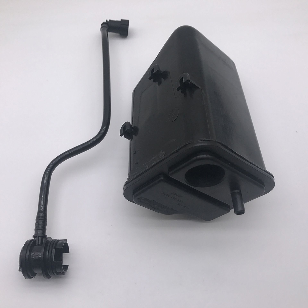 Activated Carbon Car Durable Easy Install Plastic Charcoal Canister <font><b>1K0201801E</b></font> Practical Cans Hose Parts For Sagitar Golf image