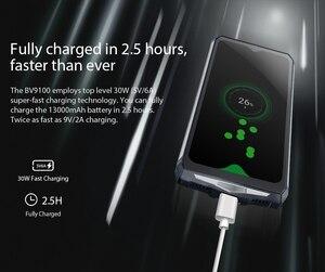 """Image 4 - Camera hành trình Blackview BV9100 IP68 Chống Nước điện thoại thông minh 4GB + 64GB 6.3 """"MT6765V Octa Core 2.3GHz 16MP Android 9.0 NFC 13000mAh 30W Sạc Nhanh"""