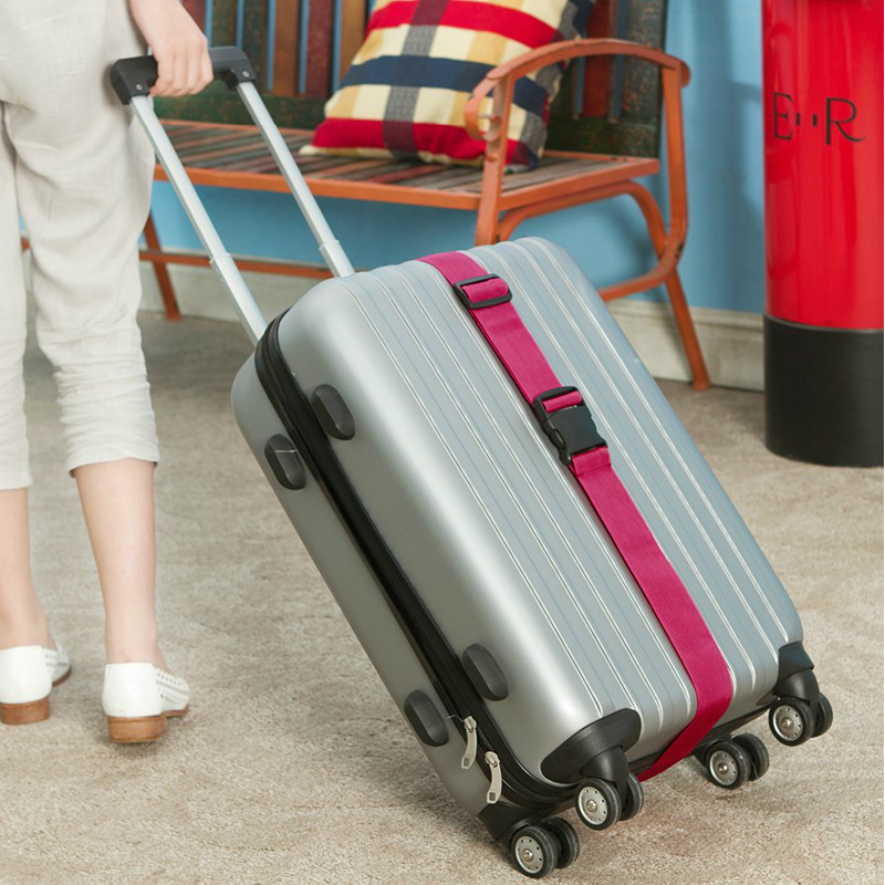 Mihawk Luggage Strap Belt Trolley Suitcase Adjustable Security Bag Parts Case Travel Accessories Supplies Gear Item Suff Product