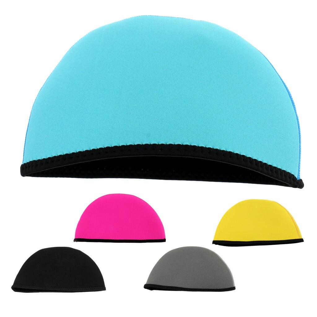 Unisex 2mm Neoprene Ultra-light Warm Beanie Hat Swimming Cap For Surfing Kayak Rafting Canoe Snorkeling S/M/L