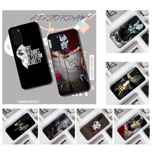 NBDRUICAI Jhin LOL League of Legends Custom Photo Soft Phone Case for Samsung S20 plus Ultra S6 S7 edge S8 S9 plus S10 5G(China)