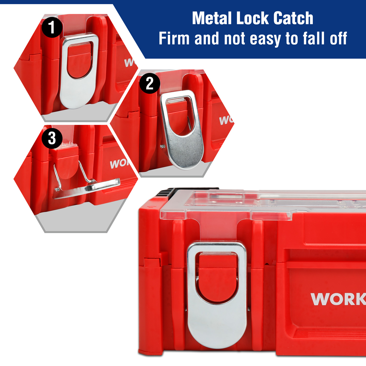 WORKPRO Meal Lock Catch