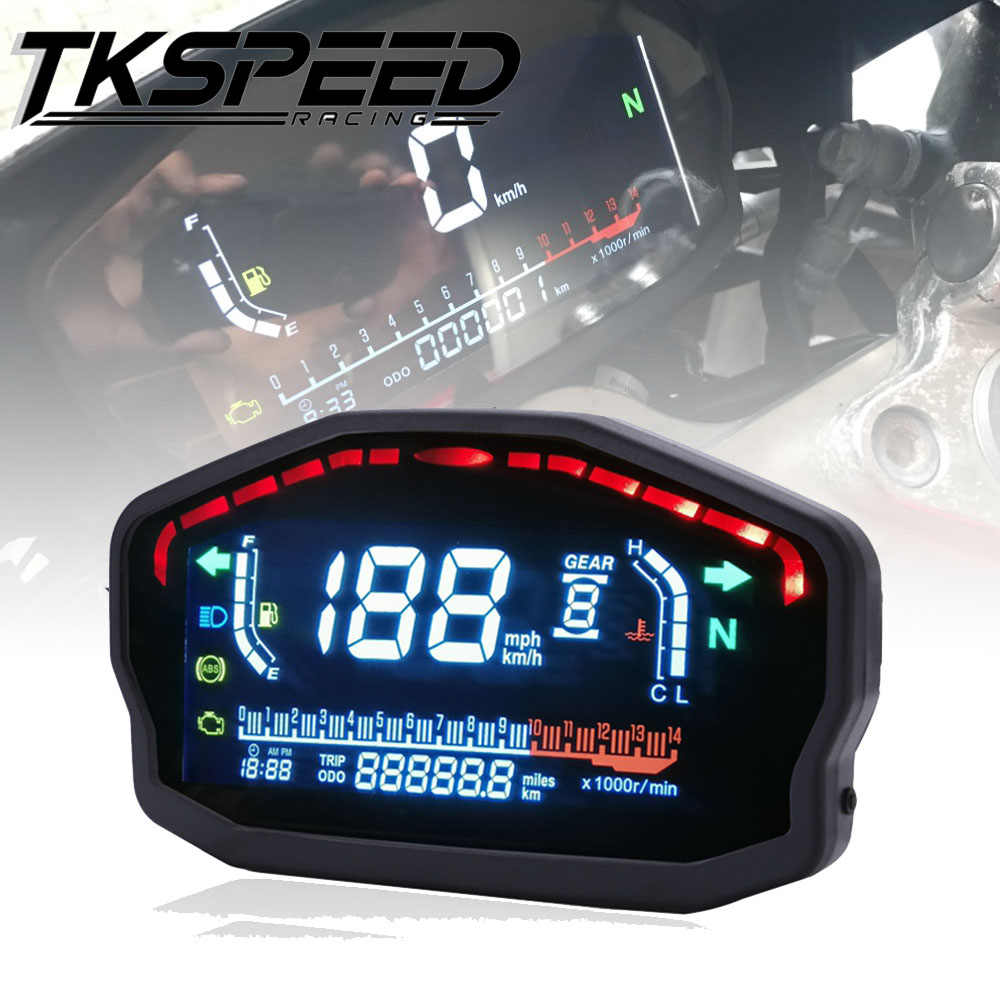 bmw e60 instrument cluster wiring diagram for 1 2 4 cylinders motorcycle universal led lcd speedometer  cylinders motorcycle universal led lcd