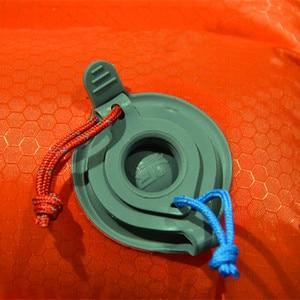 Image 2 - JR GEAR R3.0 R5.0 colchón inflable ultraligero Primaloft, resistente a la humedad, de TPU, para tienda de campaña al aire libre, colchoneta de aire