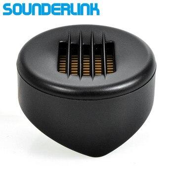 2pcs/lot sounderlink Heil type Air Motion Transformer Car Tweeter  AMT audio DIY 4Ohm 8ohm 15W 30W
