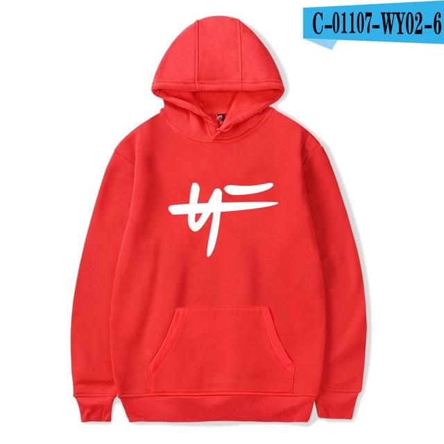 NF Logo Sweatshirt Cotton Hoodie 1
