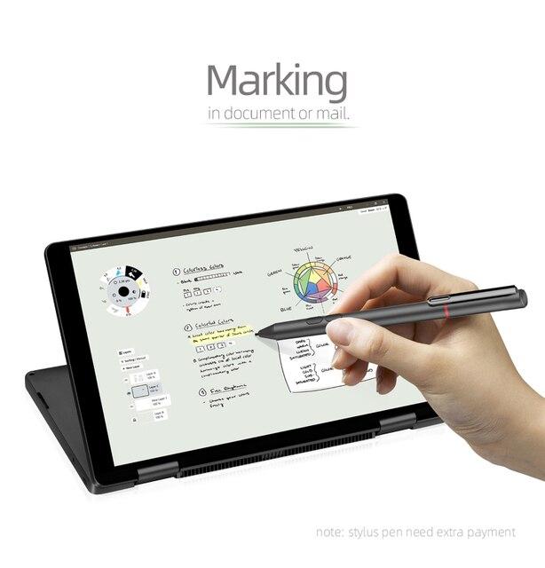 2020 Notebook 8600mAH Laptop jeden Netbook OneMix 3S + Plus Notebook 8.4 ''Win10 Intel i3 8GB RAM 256GB SSD WiFi type-c Mirco HDMI
