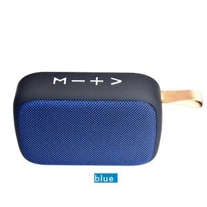 Image 1 - Portátil sem fio bluetooth mini alto falante estéreo portátil alto falante alto falante coluna subwoofer ao ar livre bluetooth para dropship
