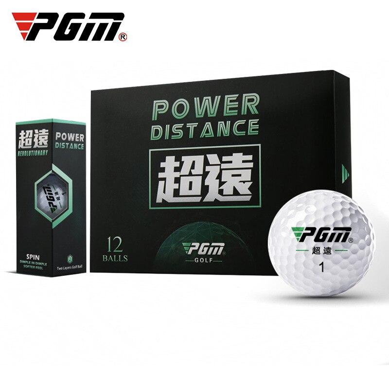 PGM Töökindlad golfipallid