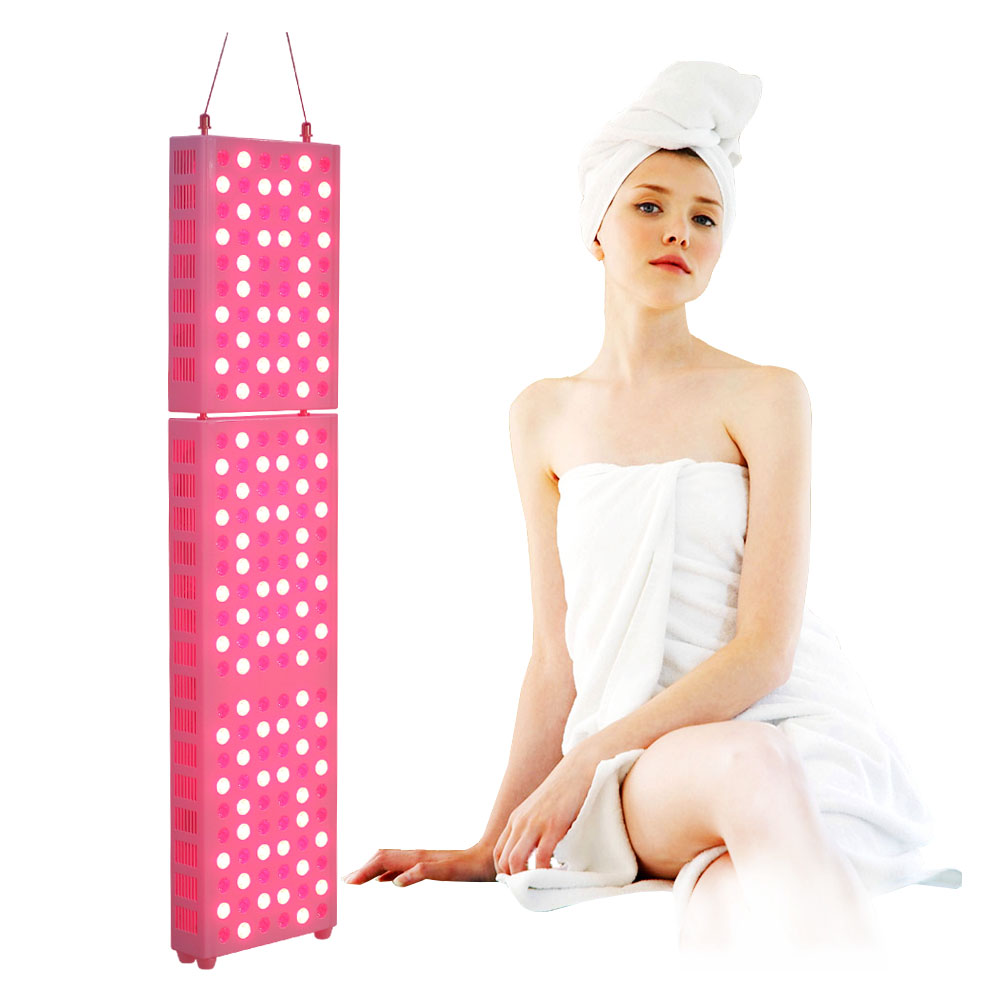 Red Therapy Light 2020 850nm 660nm Led Panel Red Therapy Full Body TL100+TL200 For Skin Care Machine