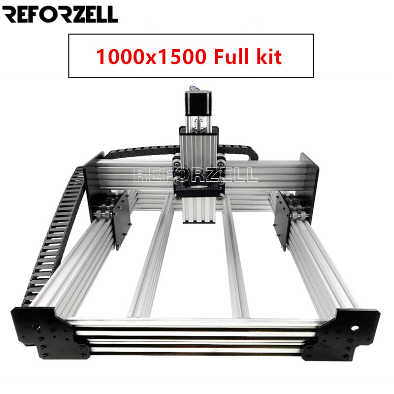 1000mm X 1500mm WorkBee CNC Router Machine Complete Kit,CNC Milling Complete Kit