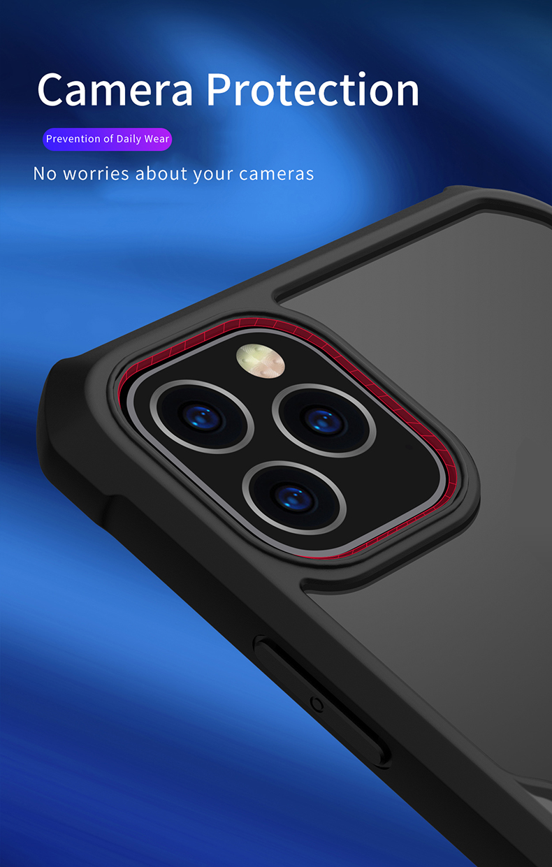 Xundd Case For iPhone 11 iphone11 pro Shockproof Phone Case Bumper Phone Cover Magnetic Coque Case For iphone 11 pro Max/ 2019