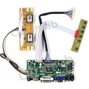 Latumab плата управления монитор комплект для M215HW01 V.0 V0 HDMI + DVI + VGA ЖК-дисплей светодиодный экран управления Лер драйвер платы