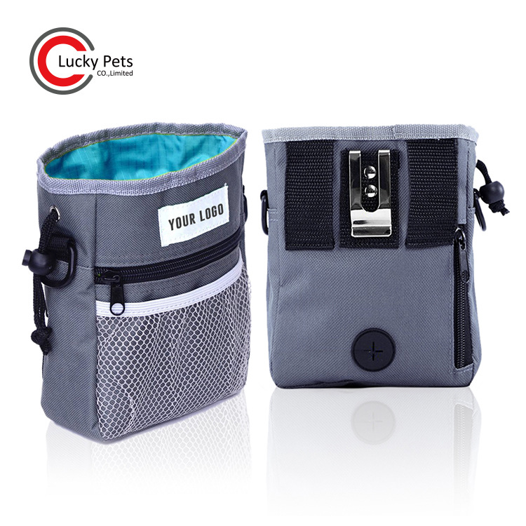 Pet Supplies Dog Outdoor Waterproof Training Package Dog Food Package Portable Snacks Inclusion Belt