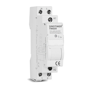 Image 5 - Thuis Slimme 18 Mm 1P Wifi Remote App Controle Stroomonderbreker Timing Schakelaar Trap Timer Din Rail Universele 110V 220V Ac Input