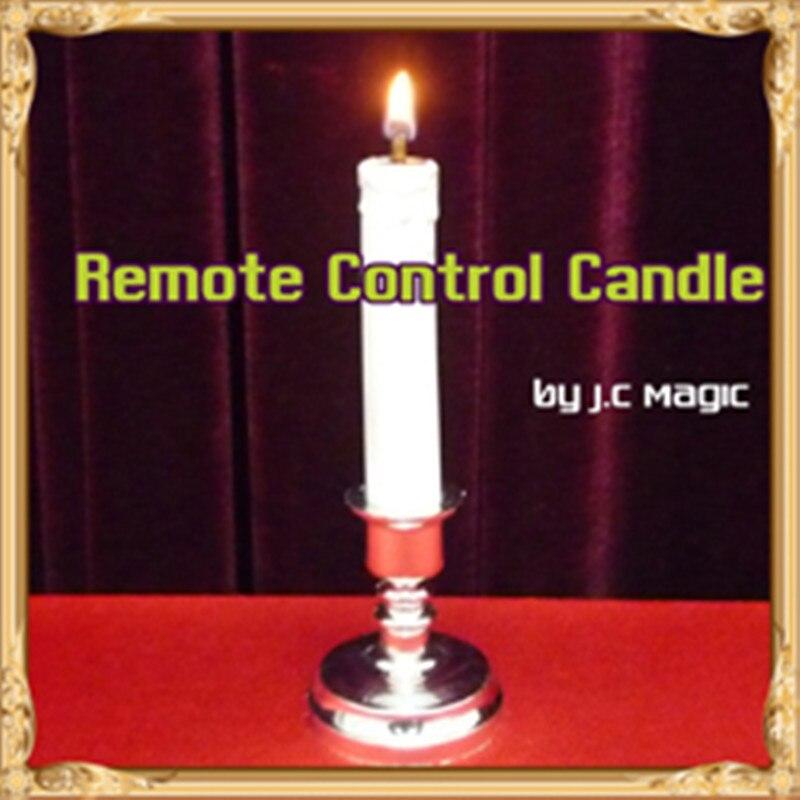Remote Control Candle Magic Tricks Fire Magie Magician Stage Magic Bar Illusions Gimmick Props Accessories Comedy Mentalism