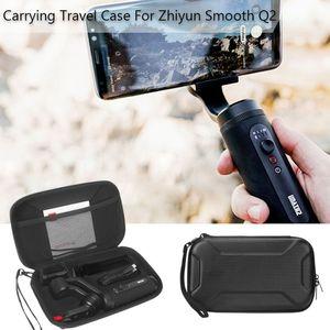 Image 4 - Universal พกพากระเป๋าสายคล้องกระเป๋าเดินทางป้องกันผิวสำหรับ Zhiyun Smooth Q2 โทรศัพท์มือถือและอุปกรณ์เสริม